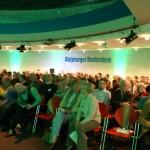 Mit fast 200 Besuchern war der Saal der Salzburger Nachrichten gut gefüllt.